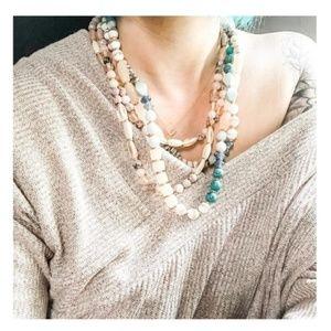 New Stella & Dot Brix Statement Necklace